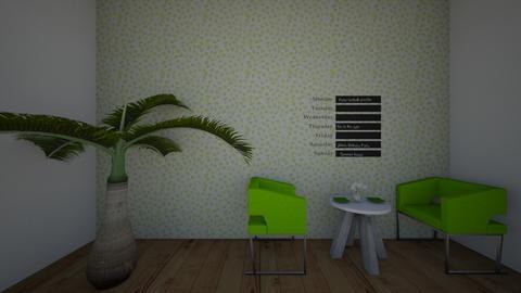 Green Getaway - Living room - by Gracie1989989821