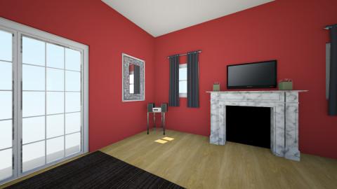 Allissas Living Room - Living room - by abbottallissa00