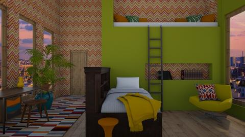 MCMB - Bedroom - by Miss MH