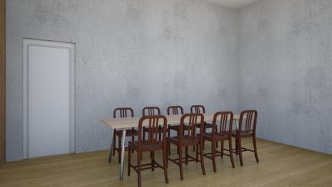 Rosalia Morales  - Living room - by Jlo Design