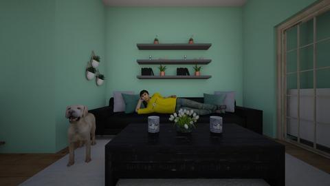 Hangout Room - by apgarsummer