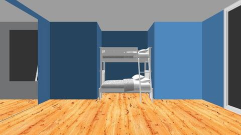 BUNK BEDS - Kids room - by ccassidyyevvanns
