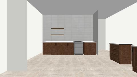 oak crest - Kitchen - by kellinaeseth