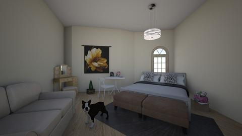 Graceanne - Modern - Bedroom - by Nocturnalist