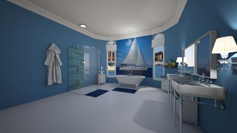 nautical bathroom - by fippydude