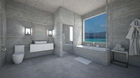 marble - Bathroom - by nojp