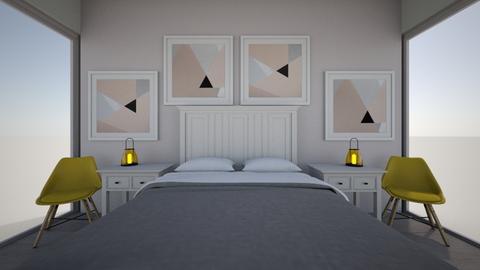 my room - Bedroom - by cuddelbear