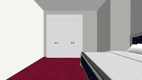 1BNiaStrong - Bedroom - by shayden