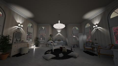 ShabbyChicBedroomFinalN - Rustic - Bedroom - by swanwitch