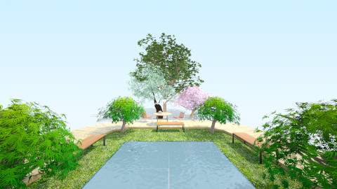 Tree Garden - Garden - by miracles
