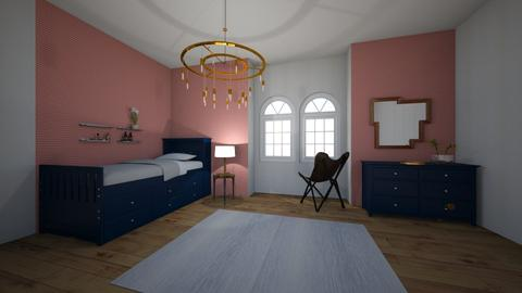 pinkblu - Bedroom - by dena15