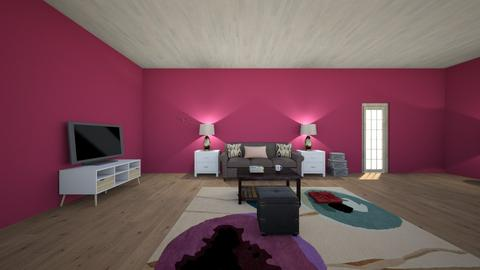 7uu - Classic - Living room - by  o
