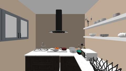 kitchen - Kitchen - by manushri