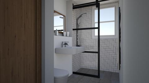 Bathroom - Modern - Bathroom - by danbbrown