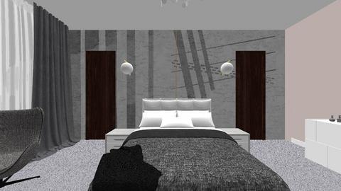 ALBU 2 - Glamour - Bedroom - by Brera