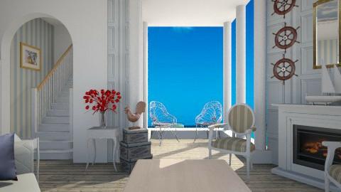 deck bedroom - Living room - by whodat1910