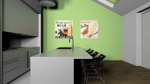 Cuisine 1 - Kitchen - by Yellow Moon Design