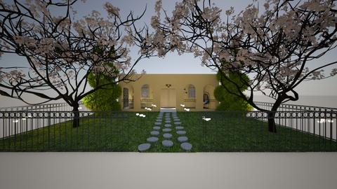 Khpos - Classic - Garden - by Stavroula Chatzina