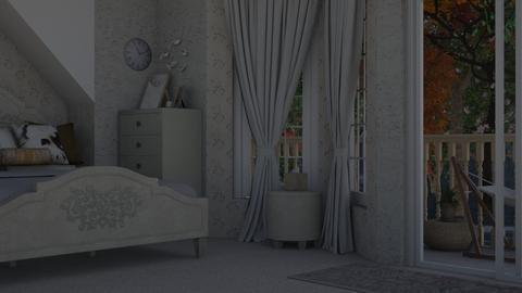 u - Bedroom - by emmaald