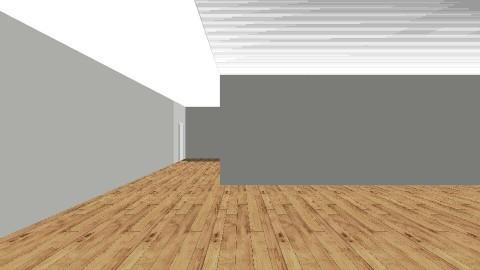 segundo piso - Bedroom - by Maria Estrella Almonte