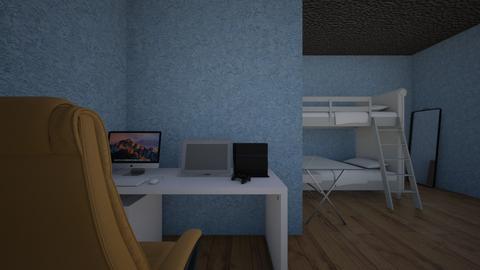 Dan Moreno - Bedroom - by alumnes