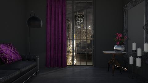 lili - Living room - by lyub