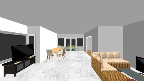 Ground Floor - Living room - by derekdwhite12