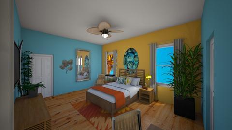 Sanchezn2 - Bedroom - by Sanchen23