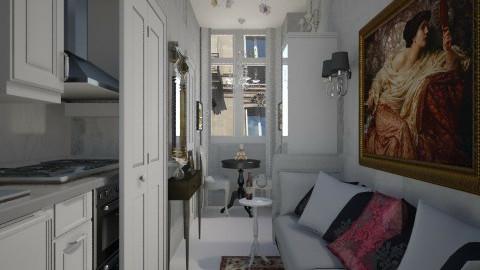Paris tiny room  - by _Taz_