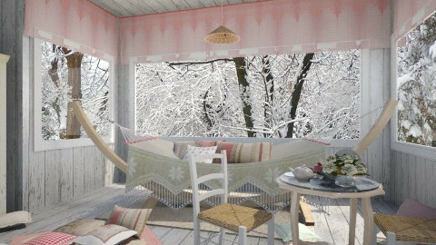 winter dream - Kids room - by chania