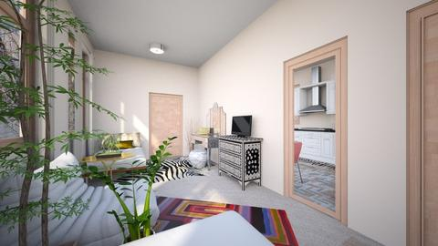 pink eclectic 11 - Bedroom - by abby_o