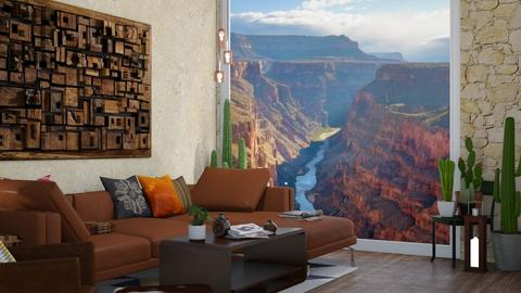 canyon - Living room - by stef_eck