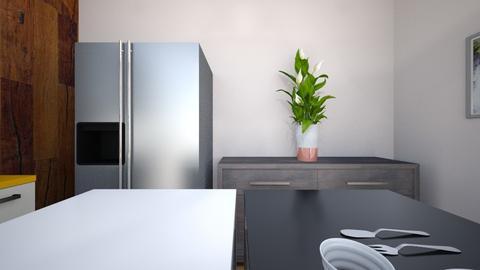 bens kitchen 5 - Kitchen - by bengelst