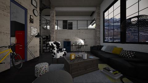 loft - by Senia N