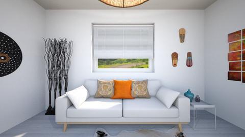 Sitting Room - Living room - by josielz