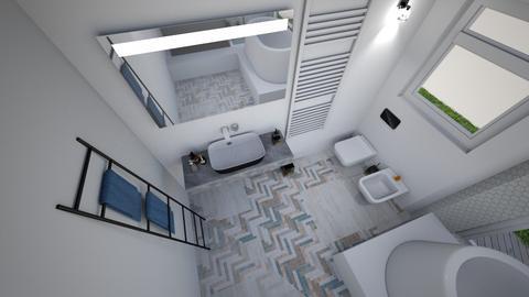 FIRST PHOTO BATH - Bathroom - by Veronica Pagliaro_619
