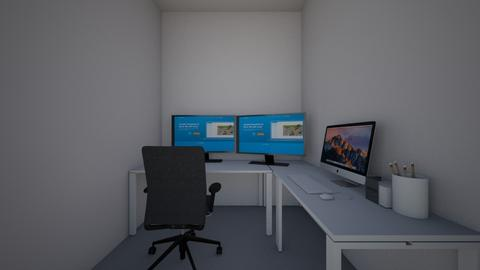 Ideale studeerkamer - Bedroom - by dewilms