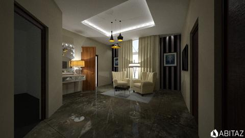 ostrich ante room - Living room - by DMLights-user-1347648