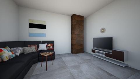 ILARI IRONSIDE 2 - Living room - by ToniBass