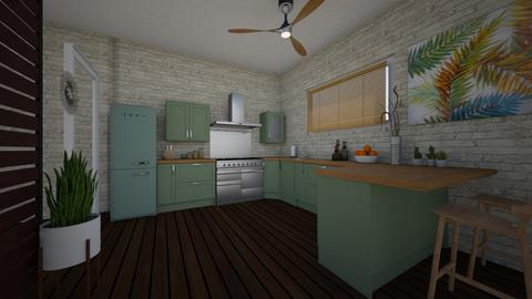 K123 - Kitchen - by GeGe Kanthip