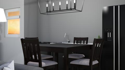modern kichen - Kitchen - by creative art