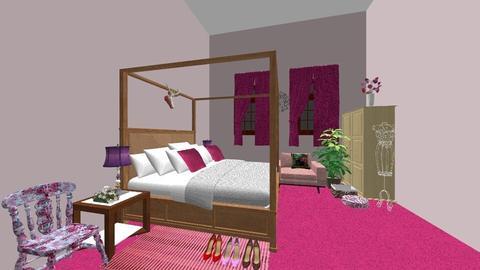 Frozen Annas room - Bedroom - by New York Mets