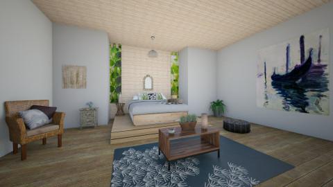 Moroccan Dream - Bedroom - by zespanishaussie