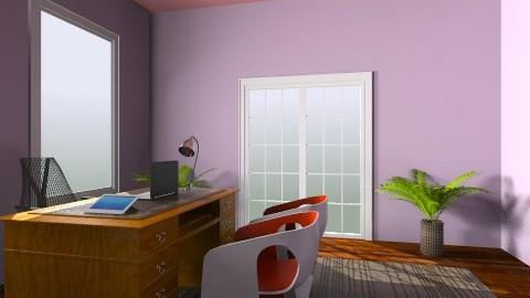 office - Glamour - Office - by Klaudia Zajdel