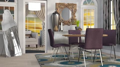 Dining Up - Modern - Dining room - by Jessica Fox