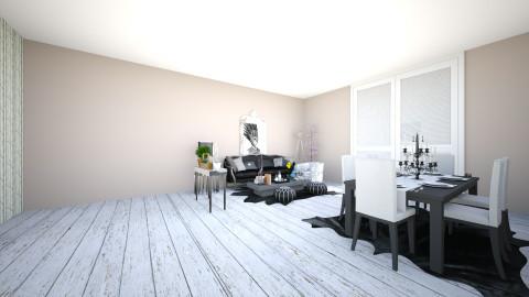 cro - Modern - Living room - by lyes saidi_936