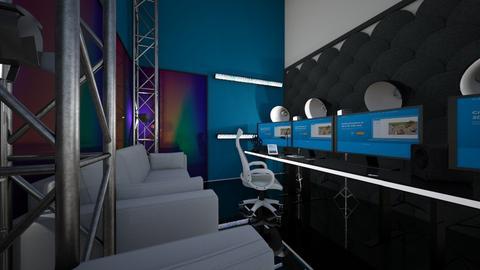 nieuw huis - Office - by Sonjak555