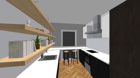 COLLINGWOOD 3 - Kitchen - by jendavis