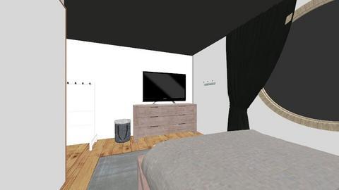 OEOAATTWWBB - Minimal - Bedroom - by Screegan
