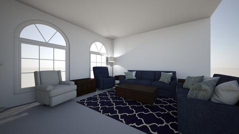 ElliDesign - Living room - by ElliJ13